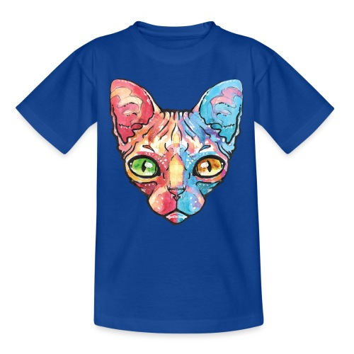 EgyptianCat - Kinder T-Shirt