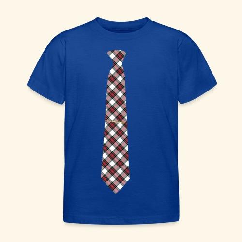 Krawatte 125 mit Goldnadel - Kinder T-Shirt