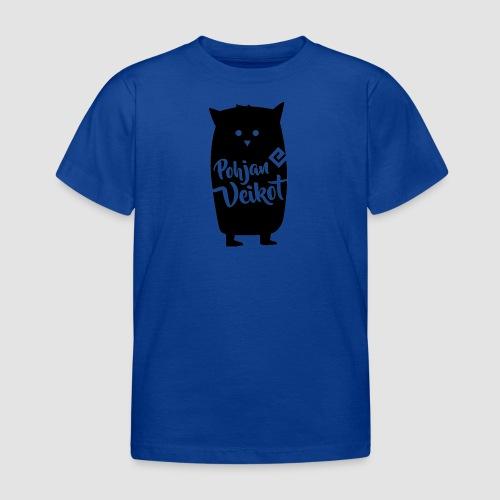 Veikko-pöllö - Lasten t-paita