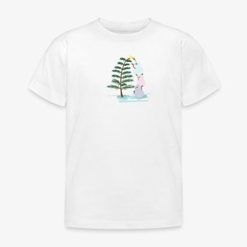 3bonhommesdeneige - Kids' T-Shirt