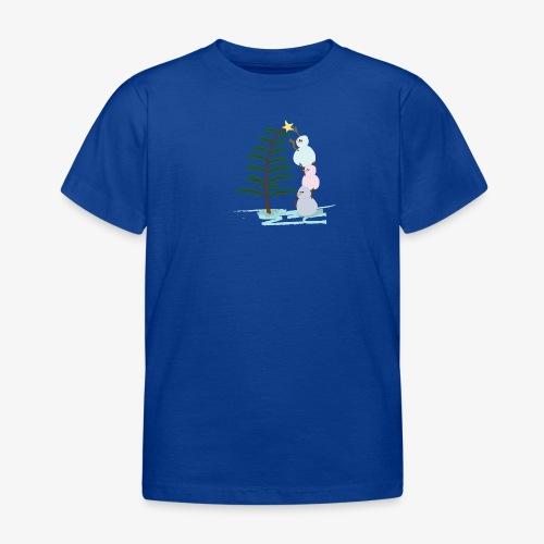 3bonhommesdeneige - T-shirt Enfant