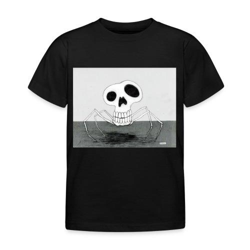skull spider - T-shirt barn
