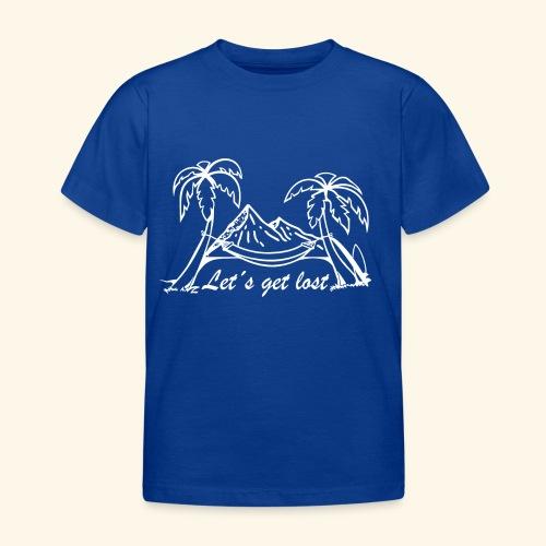 Globetrotter - Kinder T-Shirt