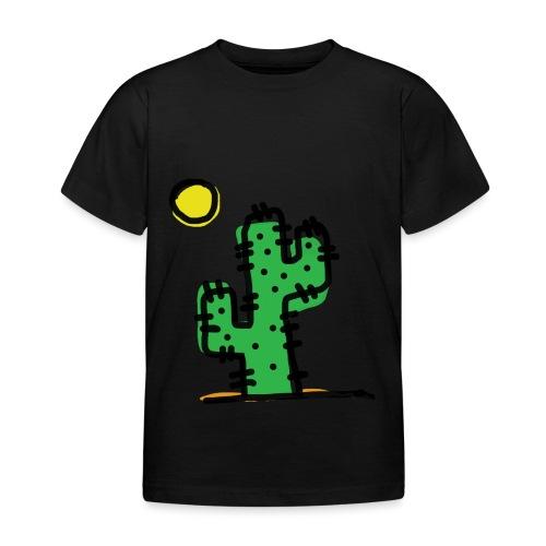 Cactus single - Maglietta per bambini
