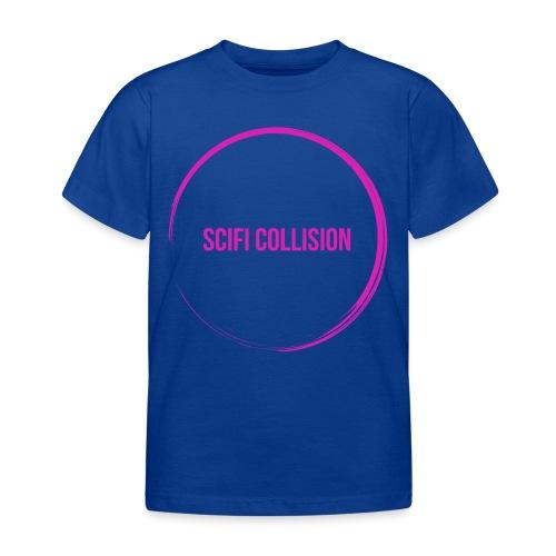 Pink Logo - Kids' T-Shirt