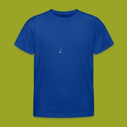 Question Mark - Kids' T-Shirt