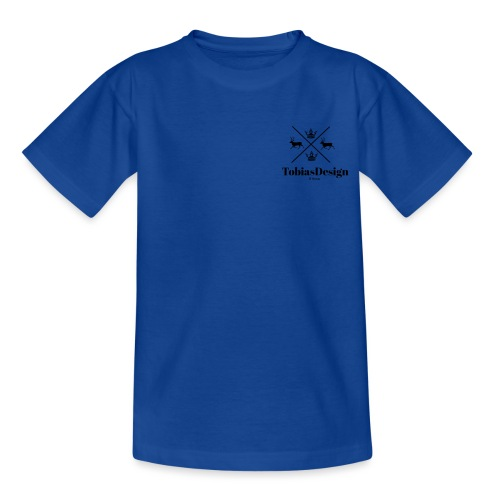 Tobias Design of Norway - T-skjorte for barn