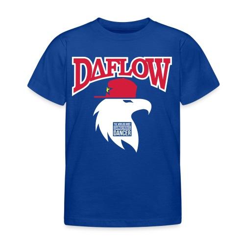 DANCER'S DAFLOW EAGLE EMBLEM - Kinder T-Shirt
