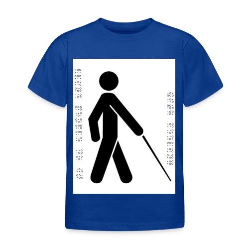 Blind T-Shirt - Kids' T-Shirt