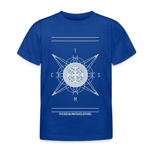 DE PIONEER [WIT] - Kinderen T-shirt