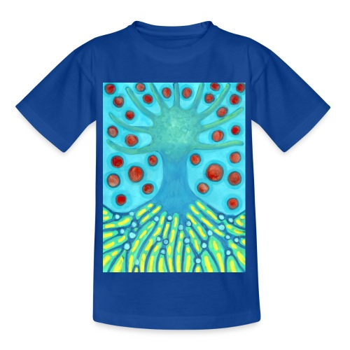 Drzewo I Planety - Koszulka dziecięca