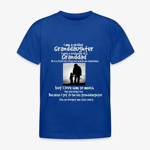 Granddad - Kids' T-Shirt