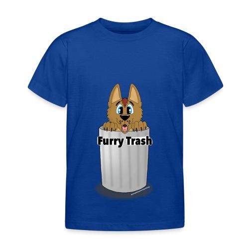 Furry Trash - Børne-T-shirt