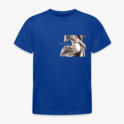 #OrgulloBarroco Rapto difuminado - Camiseta niño