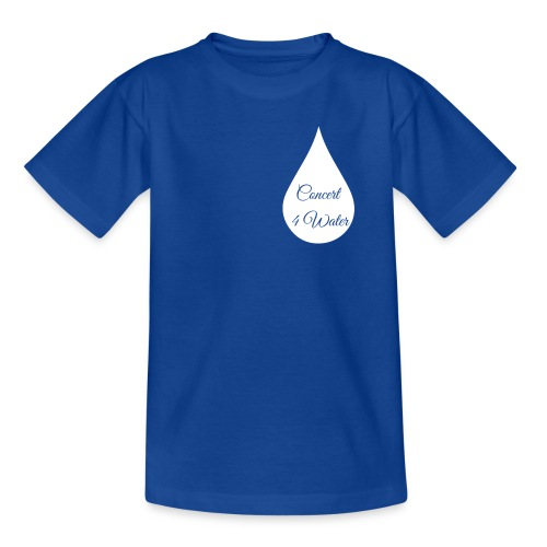 Concert 4 Water's Image Logo - Kids' T-Shirt