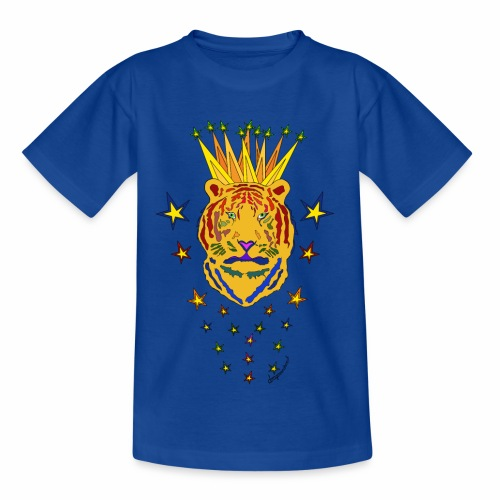 Star Tiger - Kinder T-Shirt