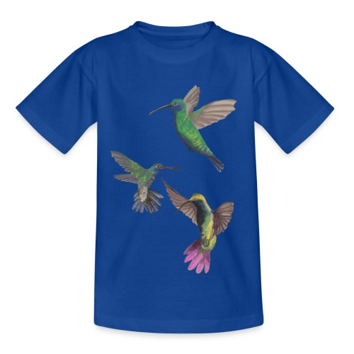 PLAYFUL birds - T-shirt barn