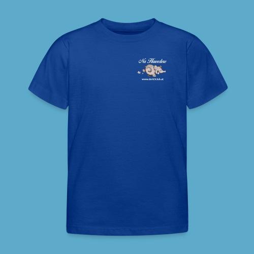 Elefant bakc png - Kinder T-Shirt