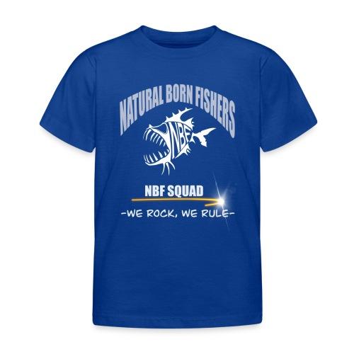 NBF Squad - Lasten t-paita