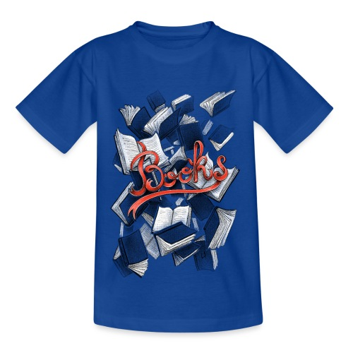 Books - Kids' T-Shirt