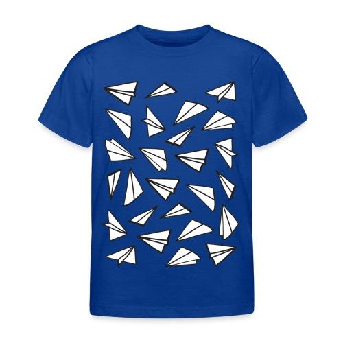 Paper Planes - Kids' T-Shirt