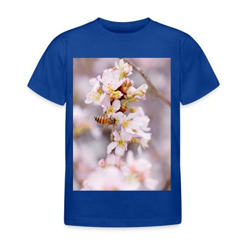 Schöne Biene 1 - Kinder T-Shirt