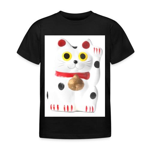 luckycat - Kids' T-Shirt