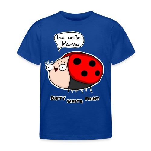Ich heiße Marvin png - Kinder T-Shirt