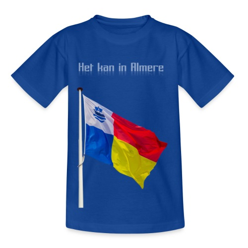 Vlag - Kinderen T-shirt
