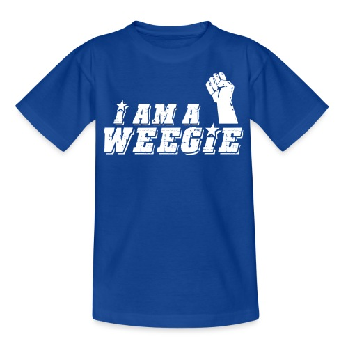 I Am A Weegie - Kids' T-Shirt