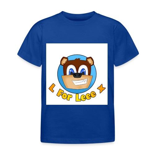 Lee Bear :D - Kids' T-Shirt