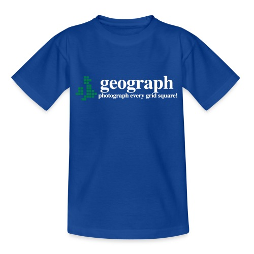 Geograph Britain&Ireland - Kids' T-Shirt