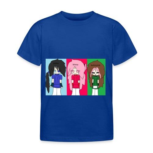 rrg team - Kids' T-Shirt