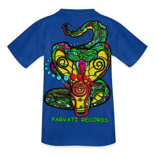 Parvati Records Cobra by Juxtaposed HAMster - Kids' T-Shirt