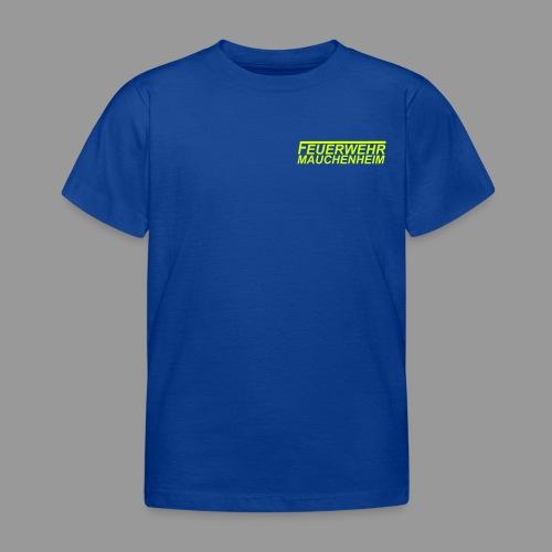 feuerwehr mauchenheim - Kinder T-Shirt