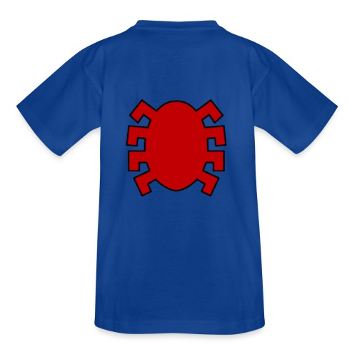 spiderman back - Kids' T-Shirt