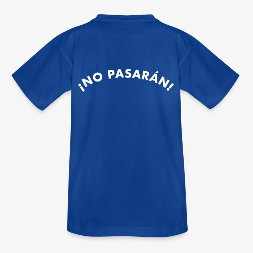¡No pasarán! - T-shirt barn