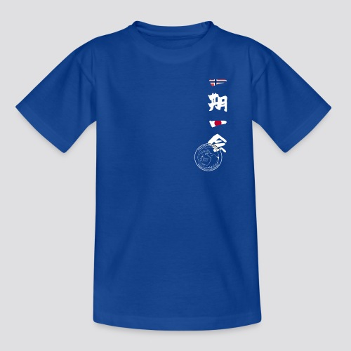 [DOJO] Straume Karateklubb Clothing - Kinderen T-shirt