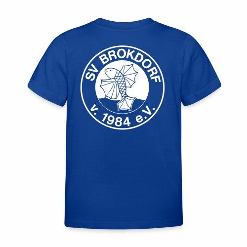 Bekleidung mit SVB Vereins-Logo - Kinder T-Shirt