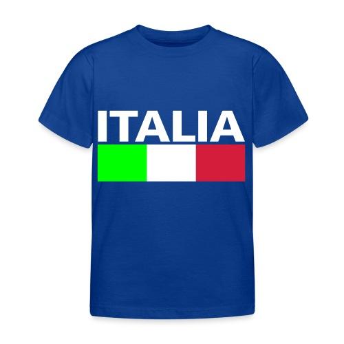 Italia Italy flag - Kids' T-Shirt