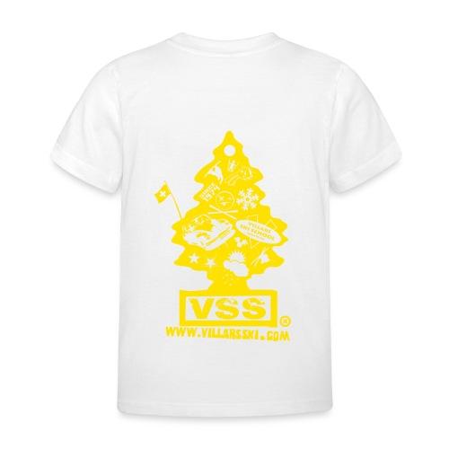 Logo sapin jaune png - T-shirt Enfant