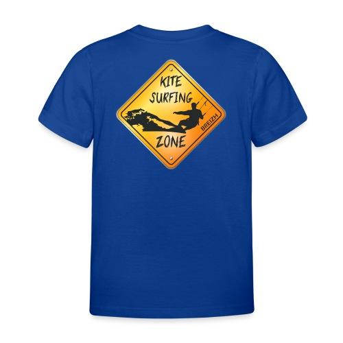 KITESURFING ZONE BREIZH - T-shirt Enfant