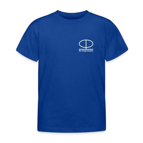 Simpel logo front en logo back - Kinderen T-shirt