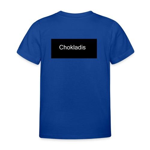 Chokladis Logo - T-shirt barn