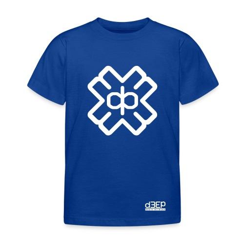 d3eplogowhite - Kids' T-Shirt