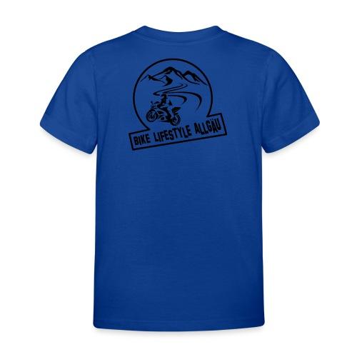 Logo - Schwarz - Kinder T-Shirt