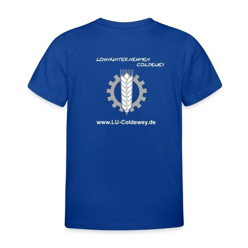 druck01 png - Kinder T-Shirt