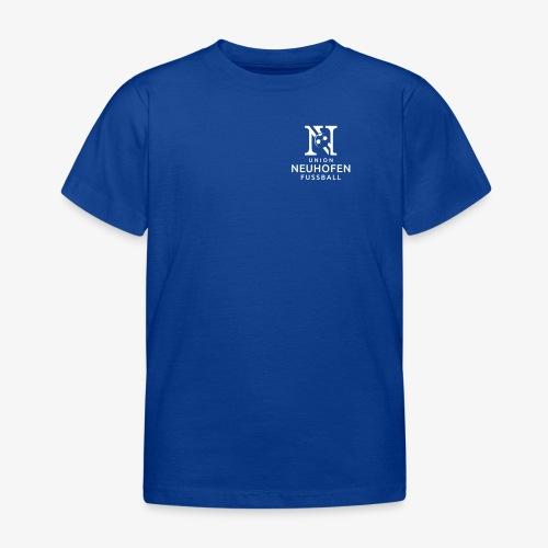 Logo_vorne_klein - Kinder T-Shirt