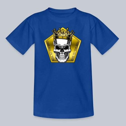 hail to the king - Kinder T-Shirt
