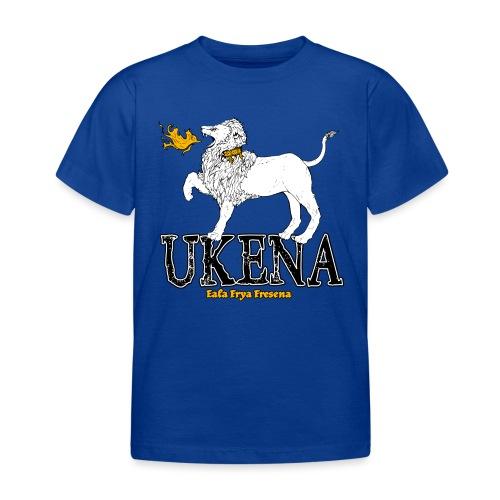 Ostfriesland Häuptlinge Ukena - Kinder T-Shirt